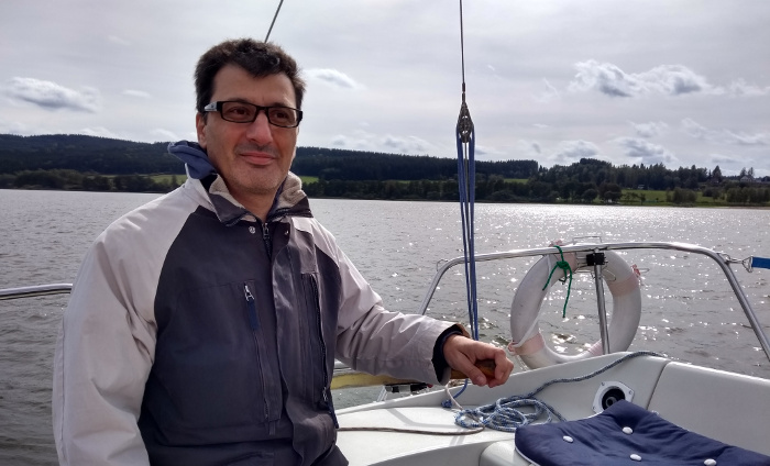 Sailing as an infosec lesson